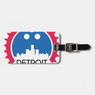 DetroitBowlingNews.com Luggage Tag