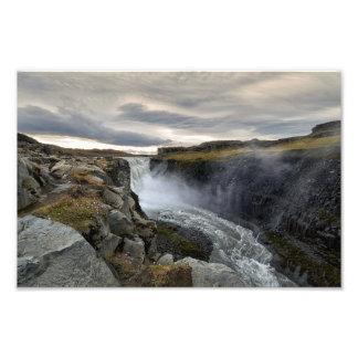 Dettifoss, Iceland Photo Print