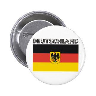 Deutsch German Products & Designs! 2 Inch Round Button