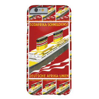 Deutsche Afrika Barely There iPhone 6 Case