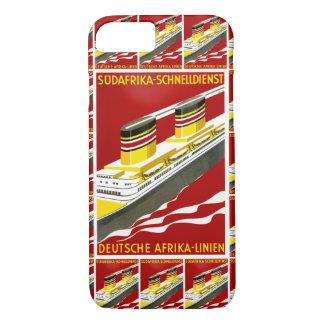 Deutsche Afrika iPhone 7 Case