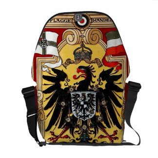 Deutsches Reich ~ Vintage German WW1 Commuter Bags