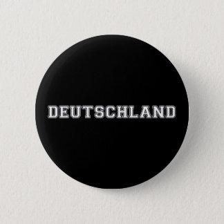 Deutschland 2 Inch Round Button