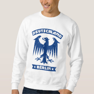 Deutschland Berlin German Eagle Emblem Sweatshirt