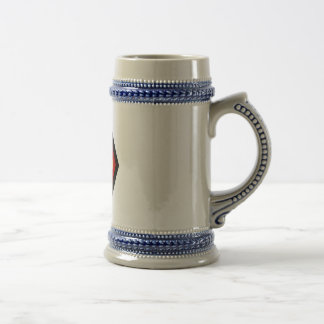 DEUTSCHLAND CATCHES BEER STEIN
