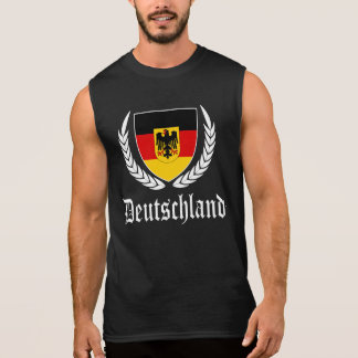 Deutschland Crest Sleeveless Shirt