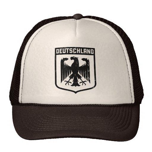 Deutschland Eagle -  Germany Coat of Arms Trucker Hat