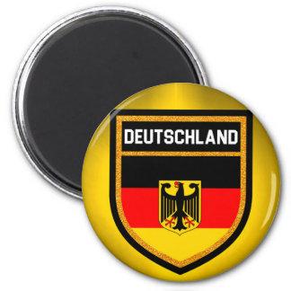Deutschland  Flag Magnet