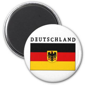 Deutschland Flagge Magnet