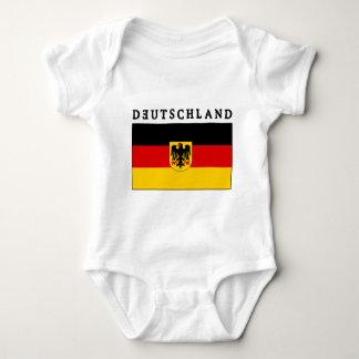 Deutschland Flagge Tee Shirt