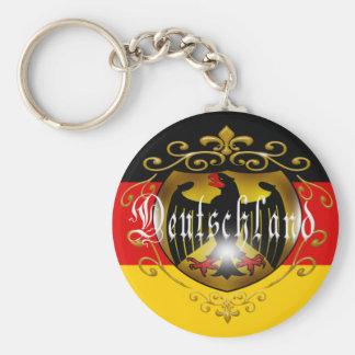 Deutschland Keychain