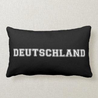 Deutschland Lumbar Pillow