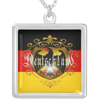 Deutschland Necklace