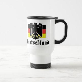 Deutschland Travel Mug