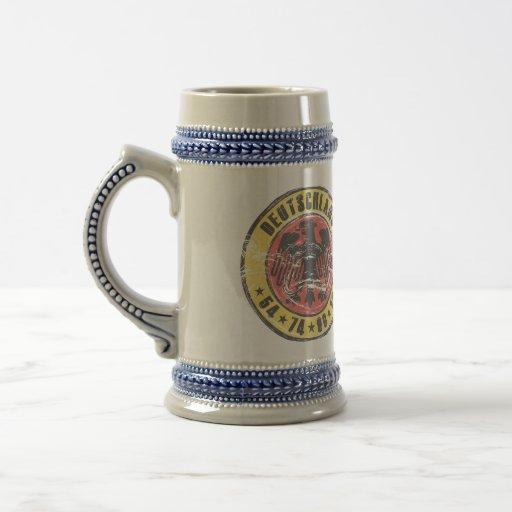 Deutschland Vintage Stein 54 74 90 10 Mug