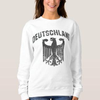 Deutschland Vintage Sweatshirt