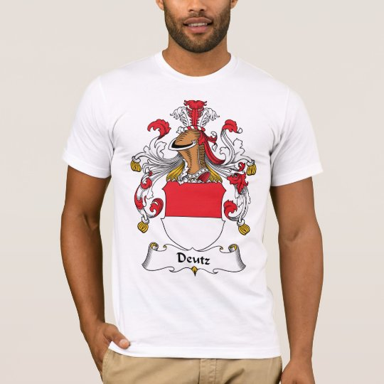 Deutz Family Crest T-Shirt