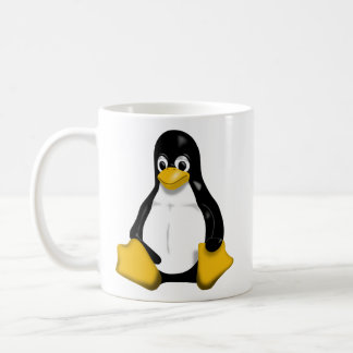 /dev/coffee0 Linux Mug