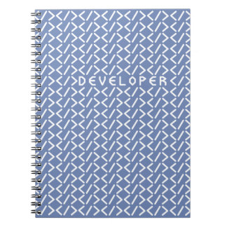 Developer / Photo Notebook (80 Pages B&W)