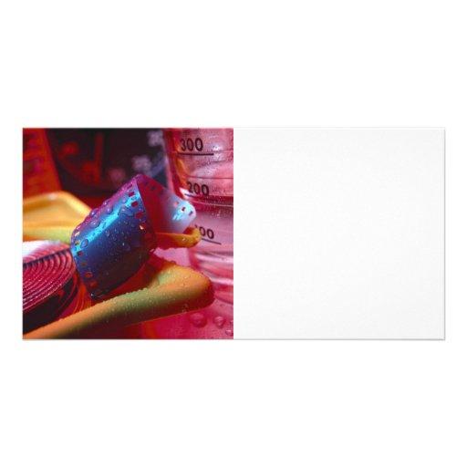 Developing Film Custom Photo Card