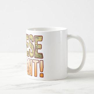 Deviant Blue Cheese Coffee Mug