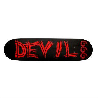 Devil 666 Skateboard