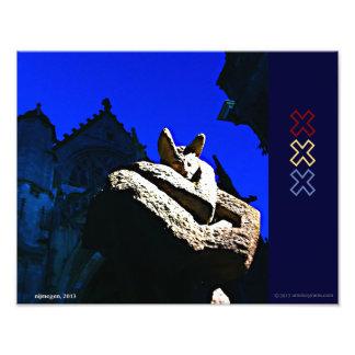 Devil Amstergram Photo Print