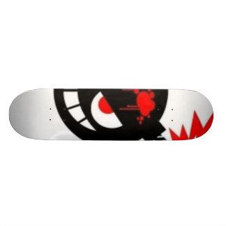Devil Bomb Custom Skate Board