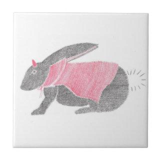 Devil Bunny Ceramic Tiles