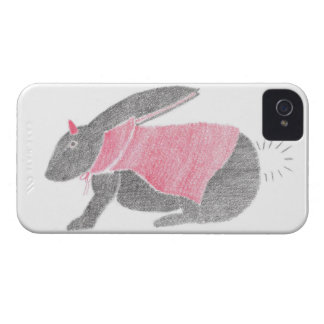 Devil Bunny iPhone 4 Cover