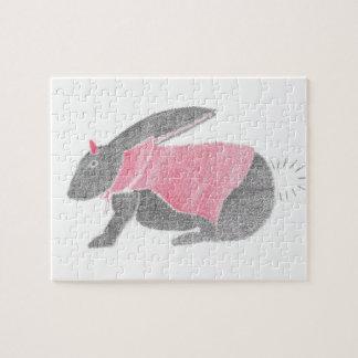 Devil Bunny Puzzle