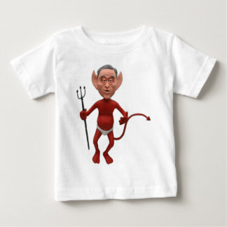 devil bush 01 baby T-Shirt