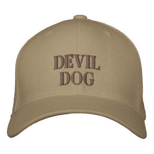 DEVIL DOG HAT BASEBALL CAP