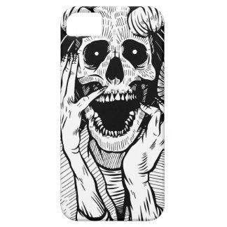 devil face iPhone 5 case