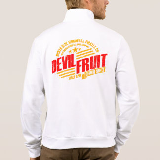 devil fruit vintage label jacket