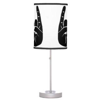 Devil Horns Table Lamp
