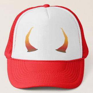 Devil Horns Trucker Hat