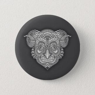 Devil in the Details 2 Inch Round Button