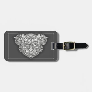 Devil in the Details Luggage Tag