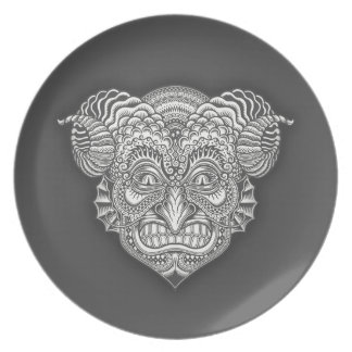 Devil in the Details Plate