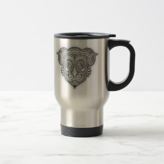 Devil in the Details Travel Mug