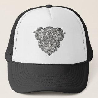 Devil in the Details Trucker Hat