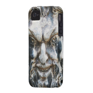 Devil Look Dangerous, Don't dare  to touch Vibe iPhone 4 Case
