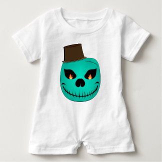Devil monster baby romper