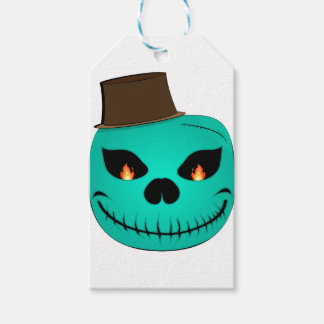 Devil monster gift tags