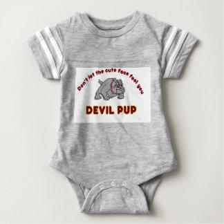 Devil Pup Baby Bodysuit