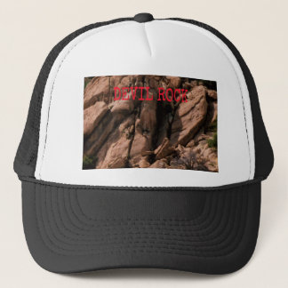 Devil Rock Trucker Hat