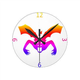 Devil Round Clock