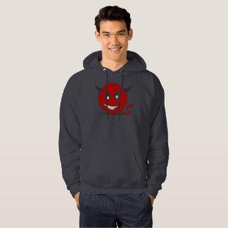 Devil smiley hoodie