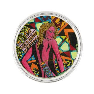 DEVIL WOMAN LAPEL PIN